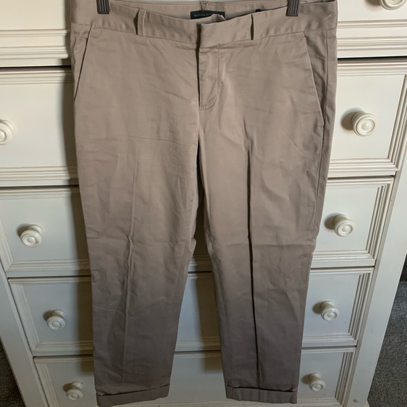 Banana Republic Pants - ♥️Banana Republic khaki Avery pants.. like new!